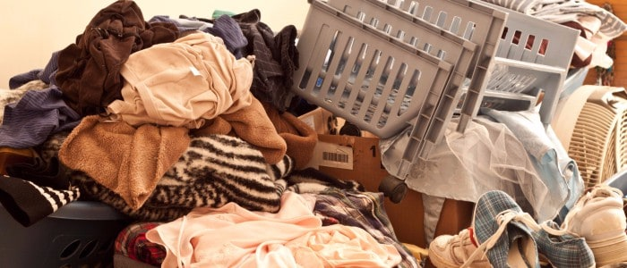Assisted Living Education addresses elderly hoarding and how to cope with residents.